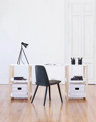 escritorio opcion 1 - 100% madera