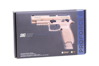 Sig Sauer ProForce M17 finally here... soon...