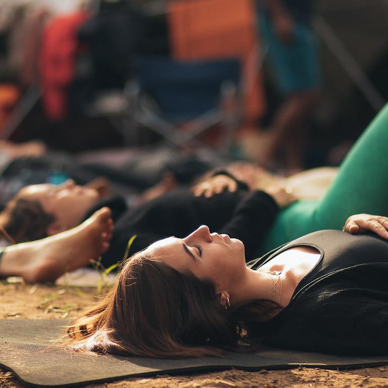Yin Yoga & Yoga Nidra Class