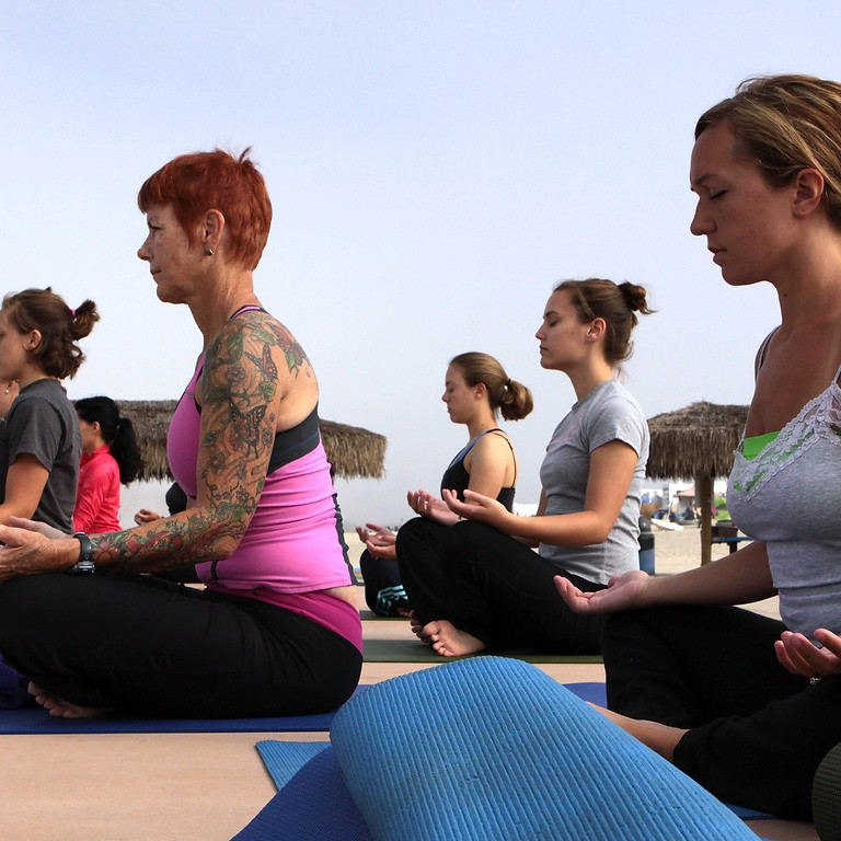 Free Karma Yoga Class
