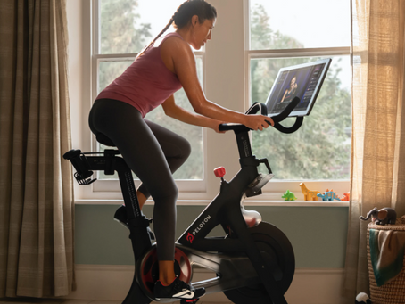 Peloton Profits From the Pandemic