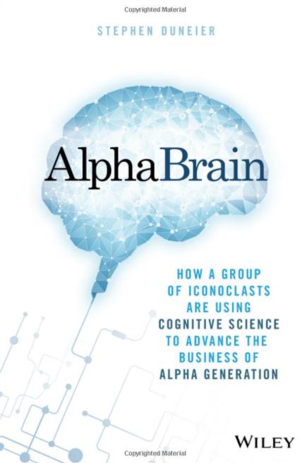 Alpha Brain - Stephen Duneier