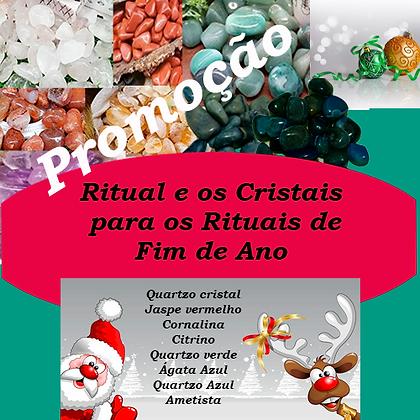 Ritual e Cristais para o Fim de Ano
