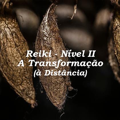 Reiki Nível II - À Distância
