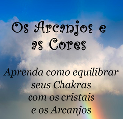 Os Arcanjos e as Cores