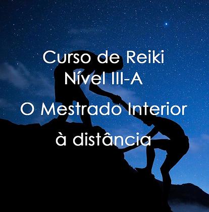 Curso de Reiki - Nivel III-A - à distância