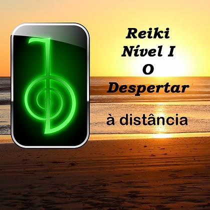 Reiki Nível I - À Distância