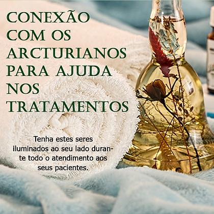 Conexão Arcturiana para Ajuda nos Tratamentos