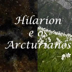 Hilarion e Arcturianos - Estamos Trazendo a Cura para o Planeta