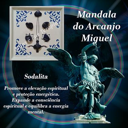 Mandala do Arcanjo Miguel