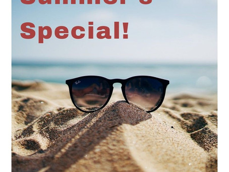 Summer's special for students!