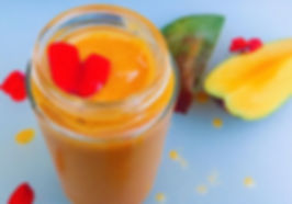 Mango Protein Shake from Cure Cafe