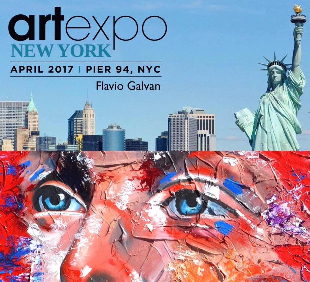 Flavio Galvan Art Expo