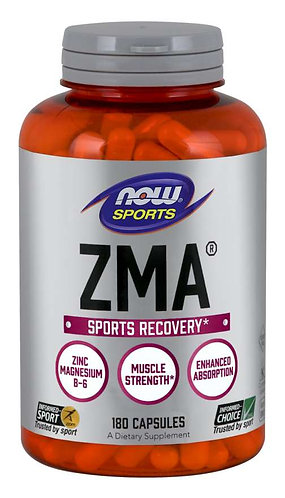 Sports recovery - Zinc, Magnesium and Vitamin B6