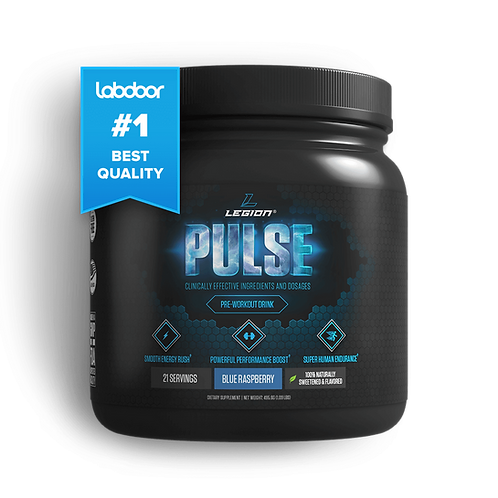Pulse Pre-Workout - Legion