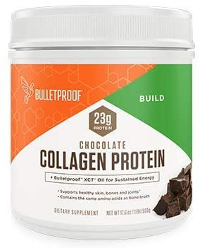 Collagen protein - Bulletproof - chocolate