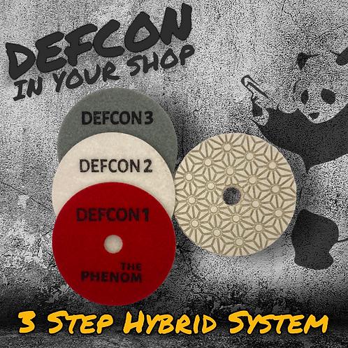 PHENOM - 3 Step Hybrid System
