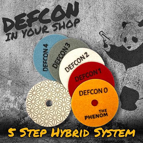 PHENOM - 5 Step Hybrid System