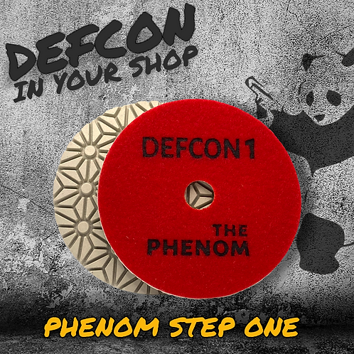 PHENOM - STEP 1