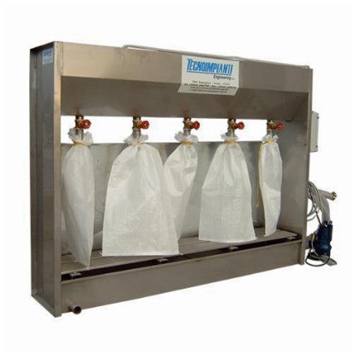 Sludge Dehydrator 5 Bag System