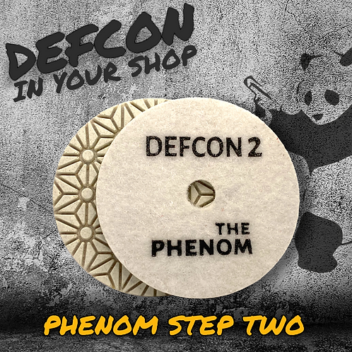 PHENOM - STEP 2