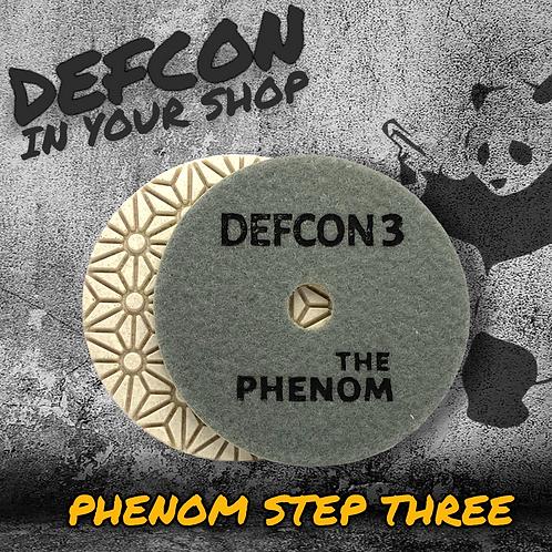 PHENOM - STEP 3