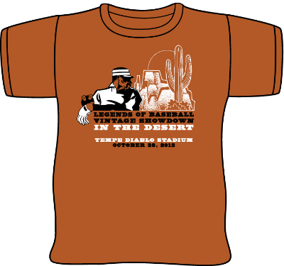 Showdown in the Desert Event Shirt