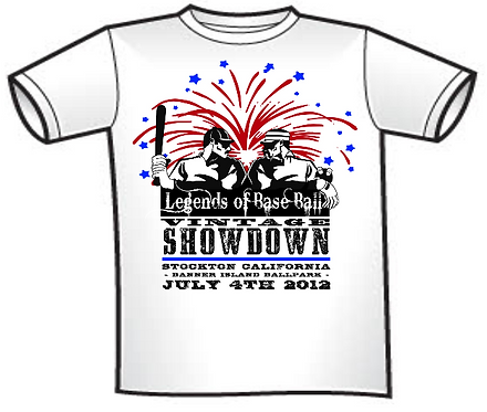 Stockton Idependence Day Event Shirt