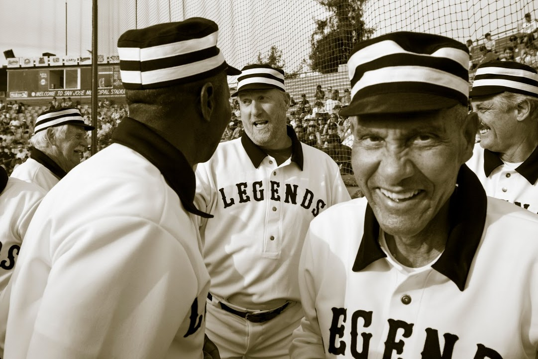 "BERT ""CAMPY"" CAMPANERIS (right)"