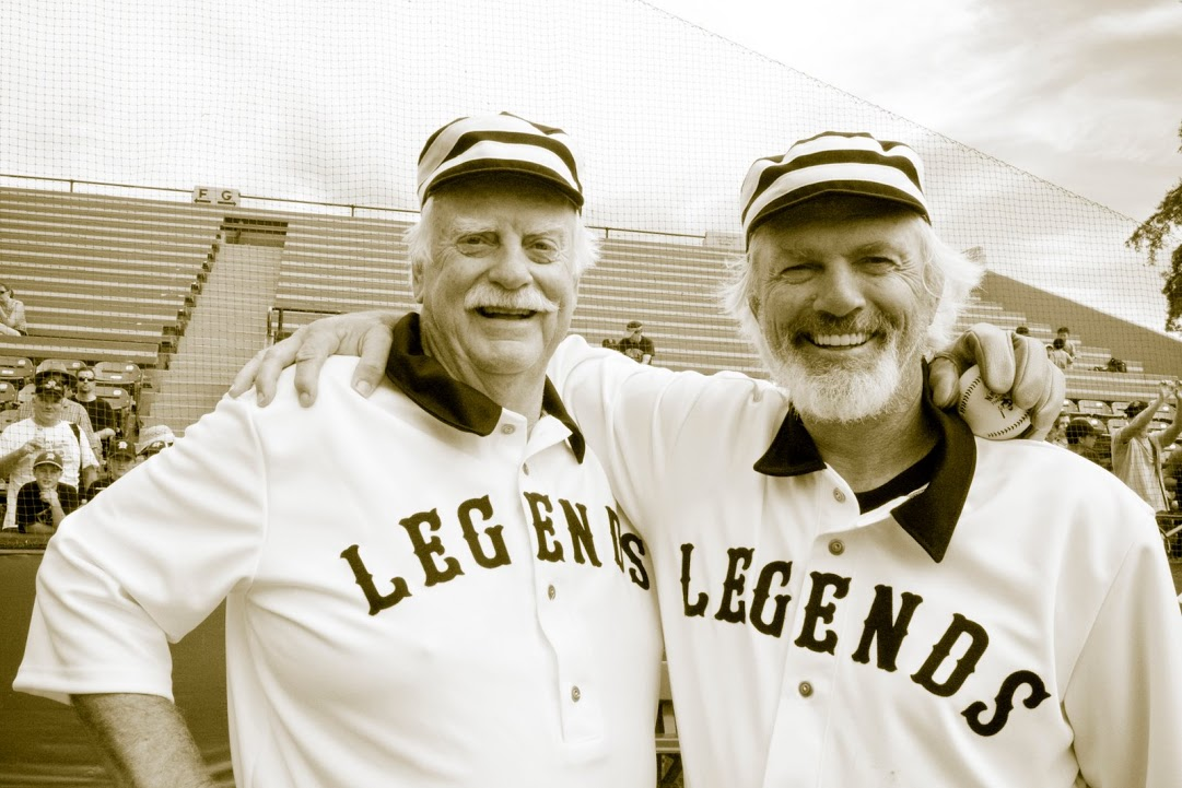 GAYLORD PERRY & BILL LEE