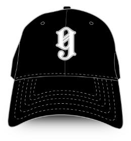 Vintage 9 Team Cap