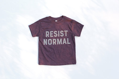 Resist Normal T-Shirt (Toddler)