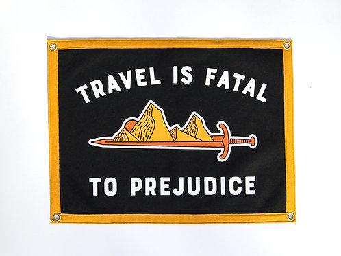 Travel Camp Flag