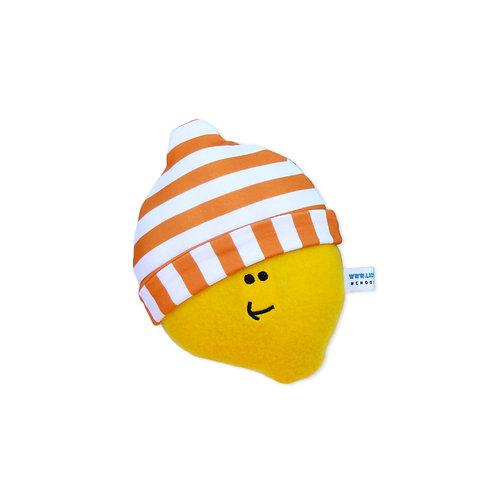Handmade Lionel the Lemon Toy
