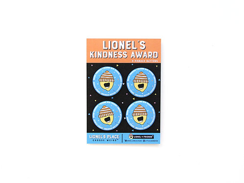 Lionel's Kindness Award