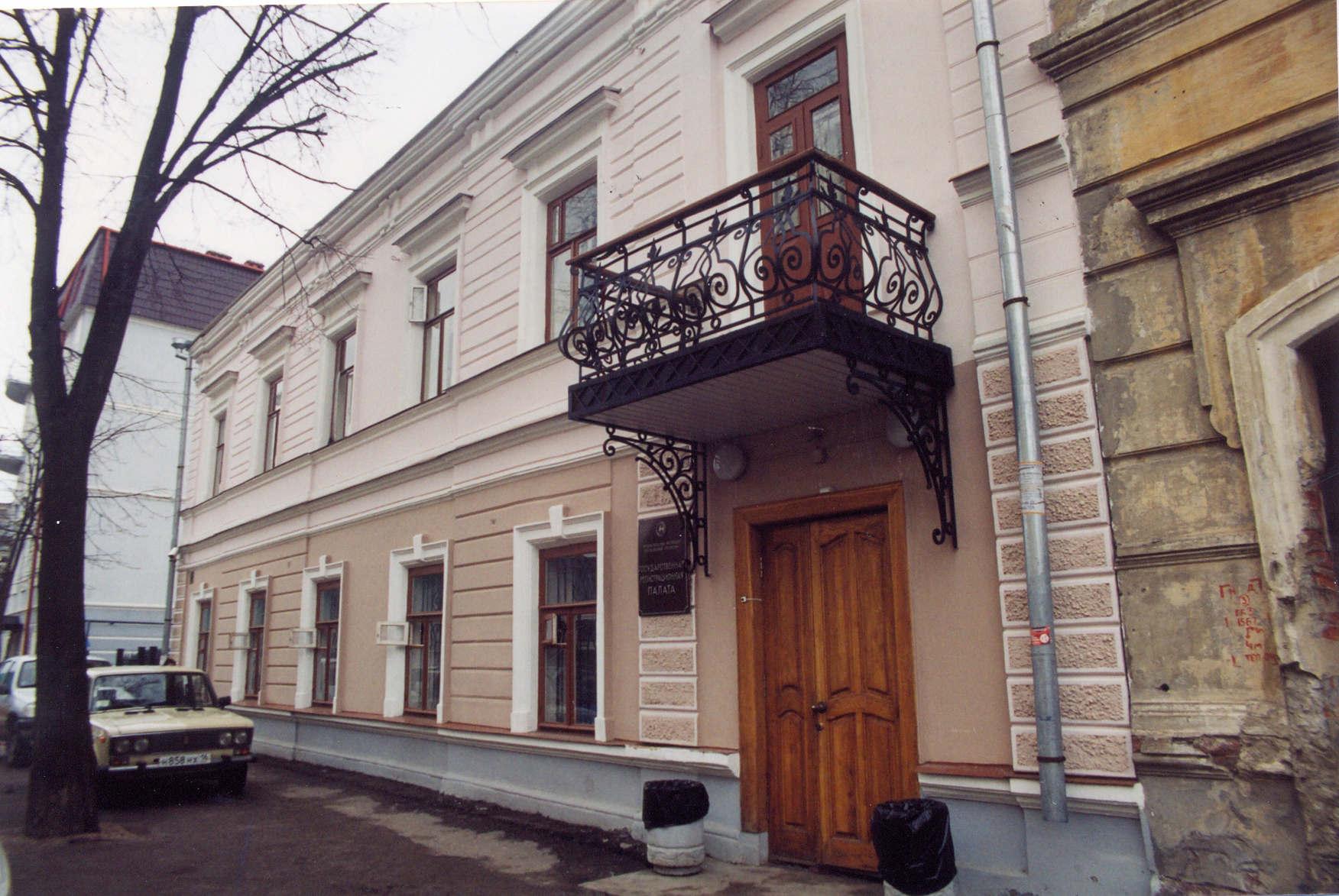 ул.Островского 8