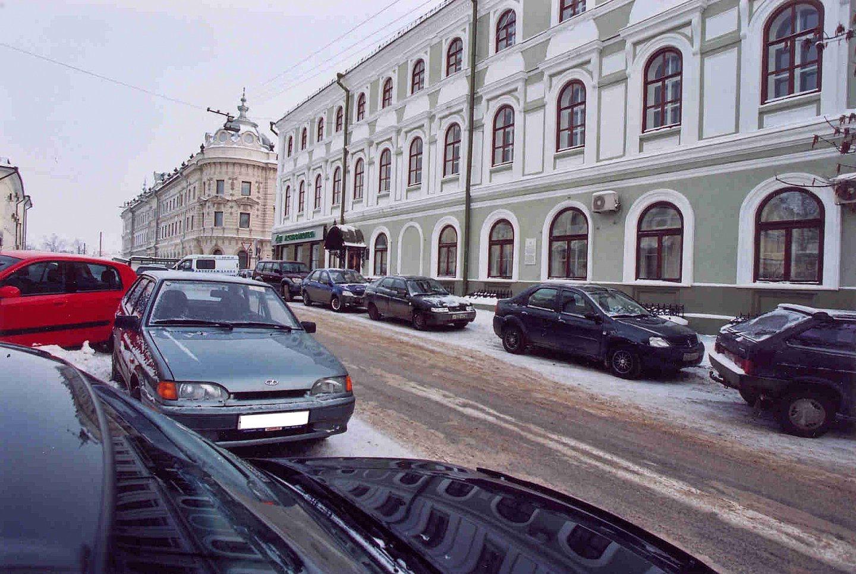 ул.Кремлевская 6
