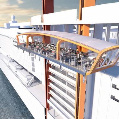 Cruise Ship - Celebrity Cruise