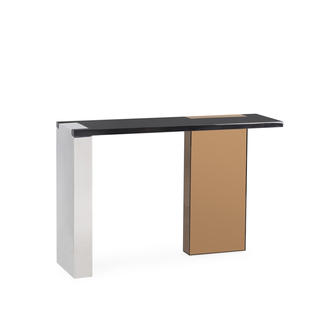 Reed Console Table Angle
