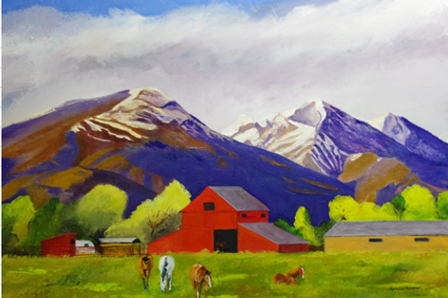 Ben's Red Barn