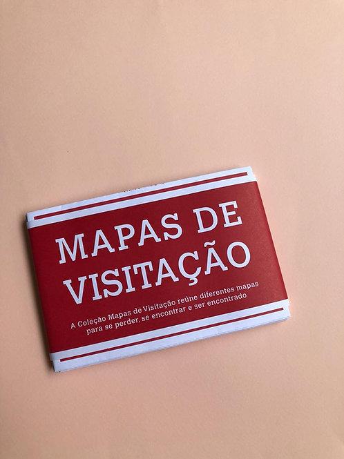 KIT MAPAS CASA, ESCOLA, INFÂNCIA E CORPO
