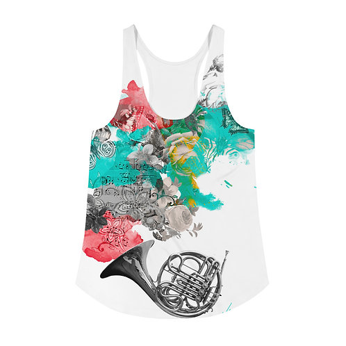Camiseta deportiva para mujer