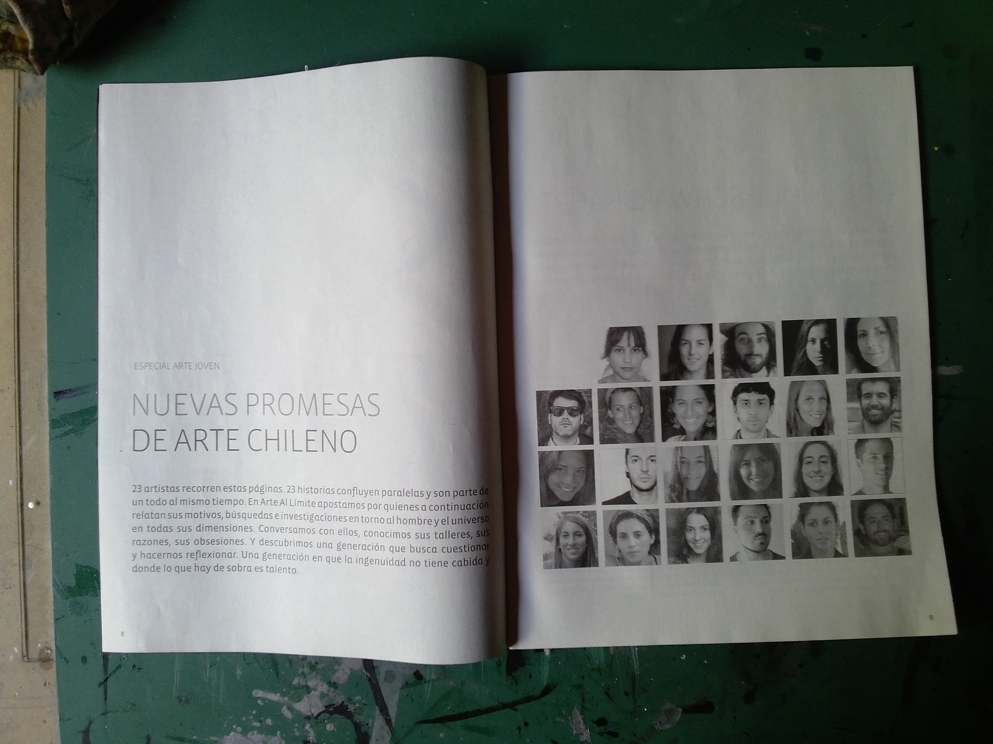 Nuevas Promesas del Arte Chileno