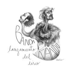 Lanzamiento el disco Banda Ñandú