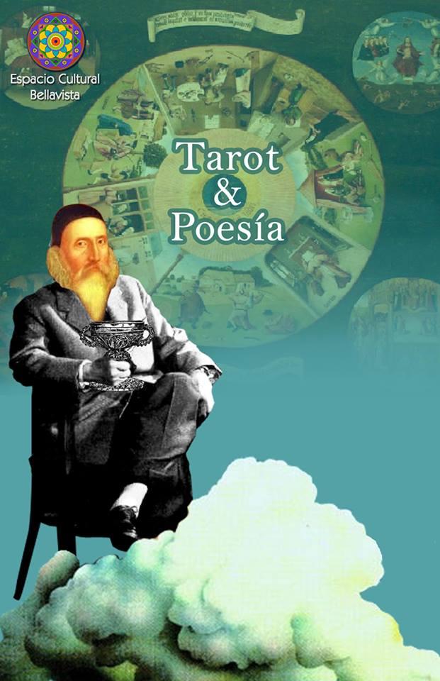 Afiche taller Tarot y Poesía