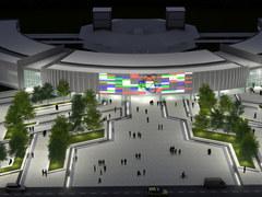 Concurso Parque Tecnológico - Sorocaba
