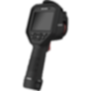hikvision hand held thermometer cameras