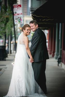 Elisa and Jarrett couple