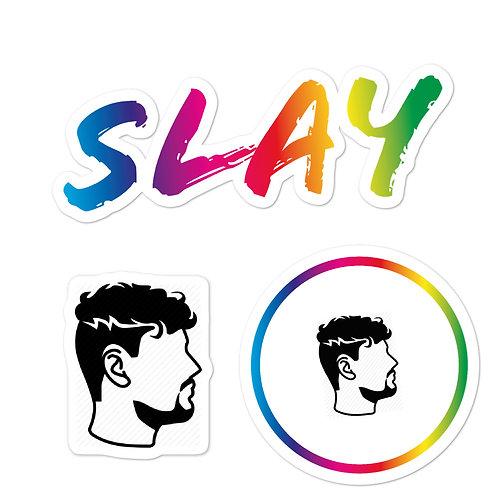 Slay Sticker Set