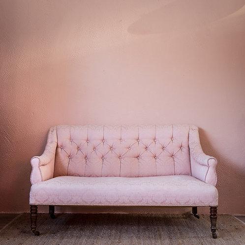 2 seater antique sofa